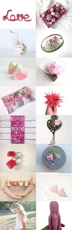 Valentines by Sevin� Yal?nk?l?� on Etsy--Pinned with TreasuryPin.com