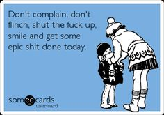 the only ecard I've truly agreed with.