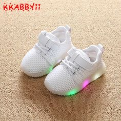 1a4ca7af3 Brandwen Kids Shoes 2017 New Fashion Children Shoes With Light Led Luminous  Glowing Sneakers Baby Toddler Boys Girls Shoes LED