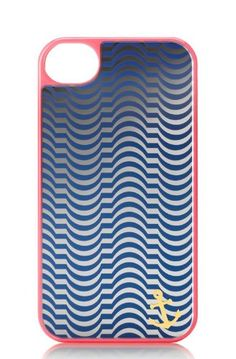 Juicy Couture Tubular Stripes w Mirror Iphone 4 /4S Hard Case Sale $5  http://www.amazon.com/dp/B00DENYFH4/ref=cm_sw_r_pi_dp_XJhNvb1DGEBSS
