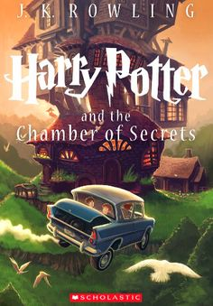 Harry Potter and the Chamber of Secrets by JK Rowling (PDF)
