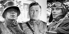 4. Sotamies Vilho Rättö (1913-2002)JR 27:ssä taistellut panssarintorjuja oli ensimmäinen ritariksi nimitetty sotamies. Rättö valtasi heinäkuussa 1941 pst-tykin, jolla tuhosi neljä vihollisvaunua.  5. Eversti Antero Svensson (1892-1946) Yksi Karjalan Armeijan päätavoitteista kesällä 1941 oli vallata Sortavala, minkä Svenssonin komentama 7. divisioona tekikin.  6. Lentomestari Oiva Tuominen (1908-1976) Ensimmäinen lentävä ritari. Jatkosodan alussa hän pudotti kahdeksan vihollispommittajaa…