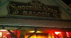 """Shooting Star Saloon - Huntsville, Utah 