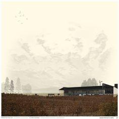 Galería de Primer Lugar Premio CICOP 2011: Hotel en Colchagua / Nicolás Urzua…
