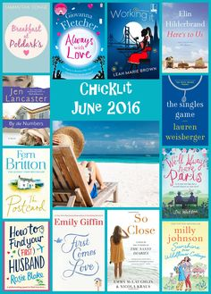 New #Chicklit for Summer 2016!