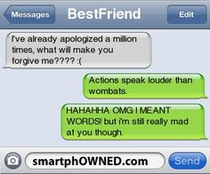 Page 13 - Autocorrect Fails and Funny Text Messages - SmartphOWNED