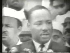 YO TENGO UN SUEÑO DISCURSO MARTIN LUTHER KING JR. - YouTube
