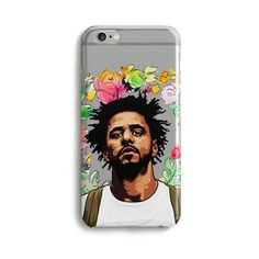 J Cole Casual Style iphone case