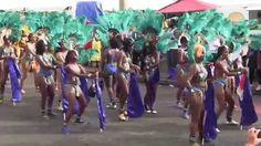 Grenada Music Carnaval 2014 - My Grenada Vacation