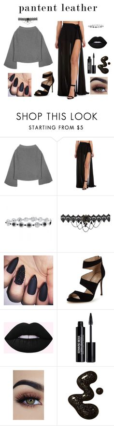 """""""Set#290 #patentleather"""" by anneclo2 ❤ liked on Polyvore featuring Carvela, Edward Bess and patentleather"""