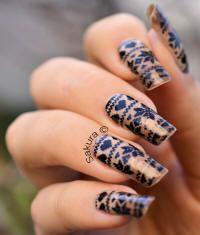 Nail art . Nail designs