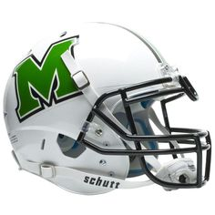Marshall Thundering Herd Ncaa Authentic Air Xp Full Size Helmet