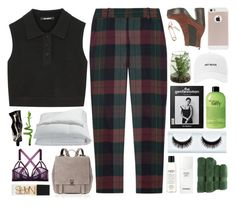 """""""Secrets"""" by heart-is-beating-loud ❤ liked on Polyvore featuring Neil Barrett, Theory, Frette, PLANT, Proenza Schouler, Aesop, Lonely, NARS Cosmetics, Topshop and CB2"""