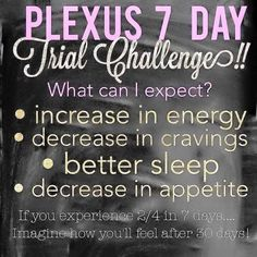 My team is doing a 7 day challenge!!  You won't want to miss it!!   Message me for more details!!