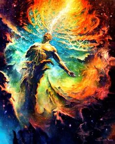 incarnated within each one of us is not only a divine spark, not  only an incarnation of the living Spirit of the Cosmos, but a unique  presentation of the Cosmic Whole