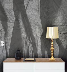 propozycja do sypialni | tapeta | mr perswall | silk Item number DM320-1 - zrobi się miękko i przytulnie ;)