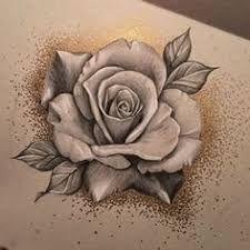 rose tattoo ile ilgili görsel sonucu