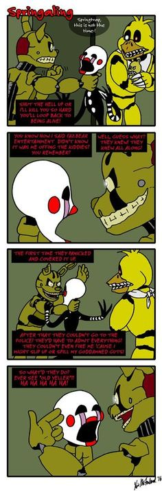 Springaling 138: The Shining Eyes by Negaduck9.deviantart.com on @DeviantArt