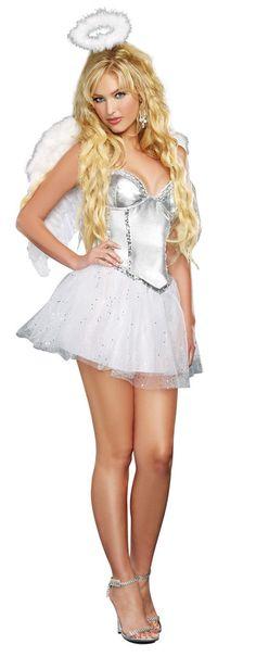 Angel Baby Adult Costume