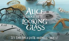 'Alice Through The Looking Glass' Gets Another Teaser
