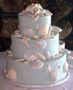 beach themed christmas tree | Family Tree of Holidays - Christmas Trees: Beach ... | WEDDING CAKES