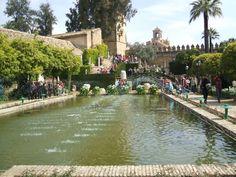 """#Cordoba - Alcazar de los Reyes Cristianos.    37° 52' 33.66"""" N  4° 46' 56.85"""" W  Fotografía cortesía de Hinojosa."""