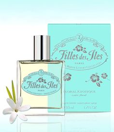 MY LONG LOST LOVE! Floral Exotique Filles des Iles perfume - a fragrance for women