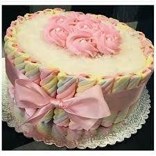 Afbeeldingsresultaat voor bolo de marshmallow