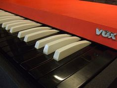 Vox Continental Organ... THE NUMBER ONE THING ON MY CHRISTMAS LIST... Yes. I'm already making a Christmas list...