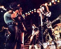 Kiss Concert, Eric Carr, Paul Stanley, Kiss Band, Ace Frehley, Hot Band, Star Children, Love Can, Amusement Park