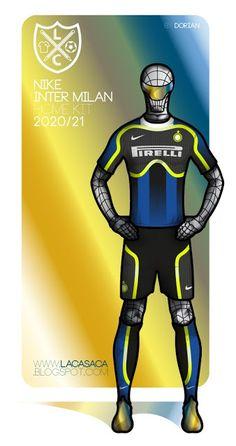 La Casaca Nike 2020 Inter Milan Fantasy KIT