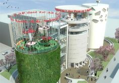 -Converting Sewage Treatment Plants Into Playgrounds : TreeHugger