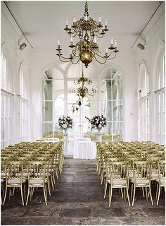 Elegant Kensington wedding at The Orangery Holland Park - LONDON BRIDE