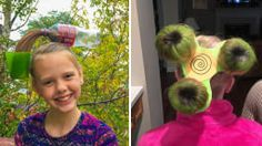 """15+ Kids With Best Hairdos From """"Crazy Hair Day"""" At Schools"""