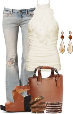 """Untitled #2599"" by lisa-holt on Polyvore"