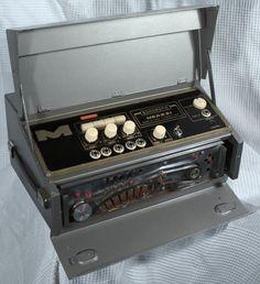 Meazzi PA306 Echomatic Tube Tape Echo -extremely rare-