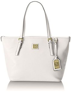 Anne Klein Perfect Tote Medium Shoulder Bag, Magnolia, One Size Anne Klein $58.99. This is a very simple casual tote I love it. #tote #beauty #fashion #handbag