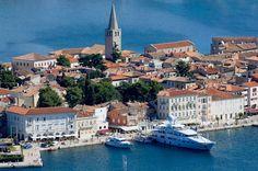 Porec Kroatië