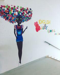 English wall