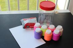20 paint recipes & art activities for babies & toddlers. I love the MESS FREE art ideas! Toddler Art Projects, Cool Art Projects, Toddler Crafts, Diy Crafts For Kids, Project Ideas, Art Activities For Toddlers, Painting Activities, Infant Activities, Baby Painting