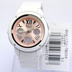 4d83a47a93a2 Qoo10 - Casio Ladies Baby-G Battery Watch NIB Warranty BGA-152-7B2   Watch    Jewelry