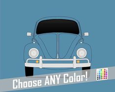 ★ COLOUR CUSTOMIZATION ★ Colorful Car Posters is proud to offer colour customization on any of our prints. We can customize the colour of the car, background, or whatever else you want! If you would like different colours from those featured in the image: • choose your desired