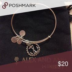 Personalized Photo Charms Compatible with Pandora Bracelets. Alex and Ani bracelet Alex and Ani anchor bracelet in silver Alex
