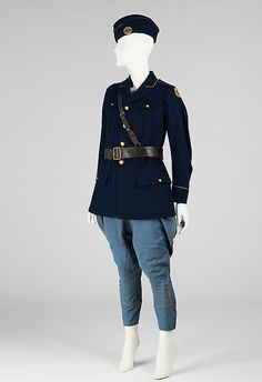 Military Uniform  B & K   1927