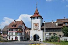 Sempach, Luzernerstrasse, Luzernertor