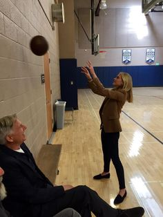 Mark Harmon & Emily Wickersham