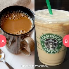 Do you make your coffee at home or buy it outside? Click here to vote @ http://getwishboneapp.com/share/2492951