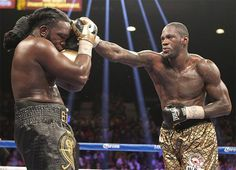 Boxing Preview: Deontay Wilder vs. Eric Molina