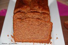 Gâteau au chocolat praliné et lait ribot Cake Chocolat, Banana Bread, Cooking, Food, Pains, Sweet Recipes, Cooking Recipes, Kitchen, Essen