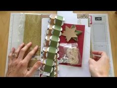 Sneak Peek - Many Merry Stars Boxes from Stampin' Up! Christmas Card Crafts, Stampin Up Christmas, Stampin Up Many Merry Stars, Holiday 2014, Stamping Up Cards, 3d Projects, Deco, Mini Albums, 3 D
